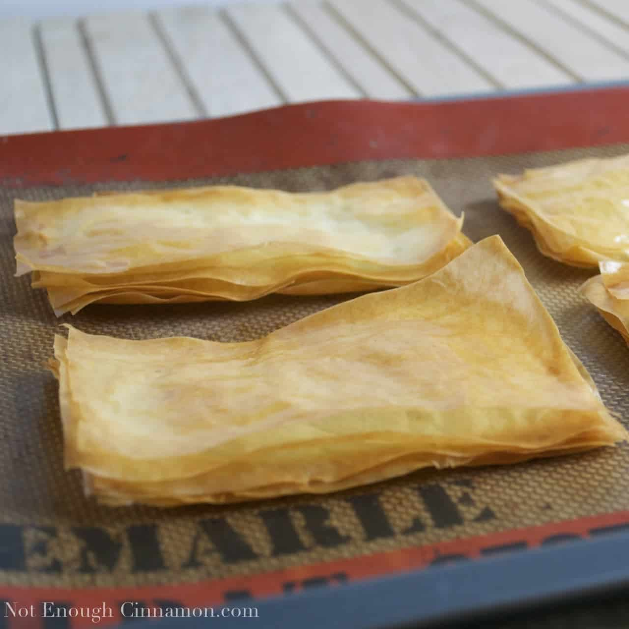 Phyllo Fruit Tart Recipes — Dishmaps