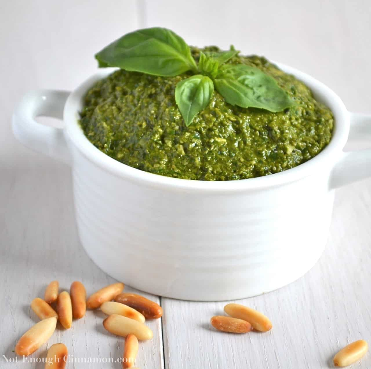Pesto Recipe — Dishmaps