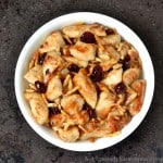 Almond Craisins Chicken Skillet