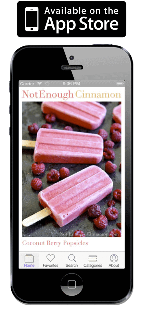 Not Enough Cinnamon iPhone app - Free on the App Store